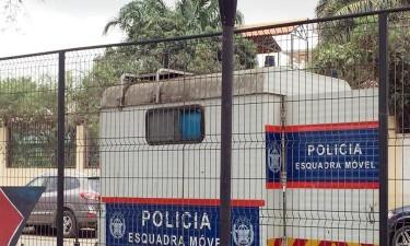 Polícia acaba com esquadras móveis