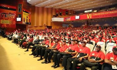 MPLA não será abalado