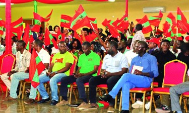 Sete candidatos a líder juvenil da UNITA