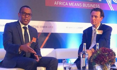 Angola participa no Africa Summit 2018