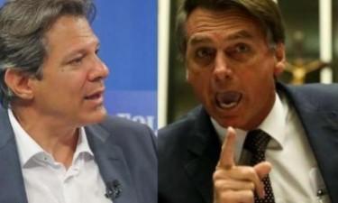 Candidatos trocam ofensas no Twitter