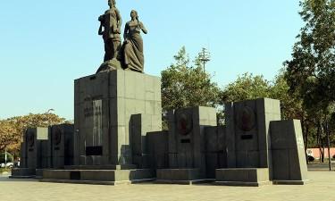Faltam monumentos de figuras nacionais