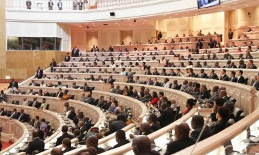 Parlamento elege novos vice-presidentes