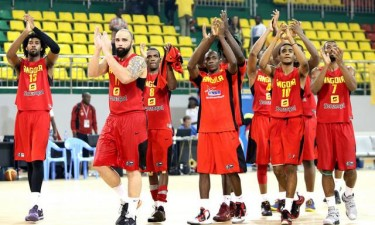 Angola joga nesta sexta-feira