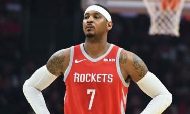 Anthony deixa os Rockets