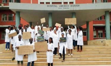 Greve dos médicos afecta hospitais