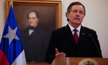 Mais de 200 chilenos repatriados