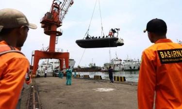 Recuperada caixa-preta do avião que caiu com 188 pessoas a bordo