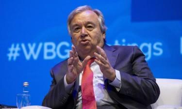 Secretário-geral da ONU recebe prémio da CPLP