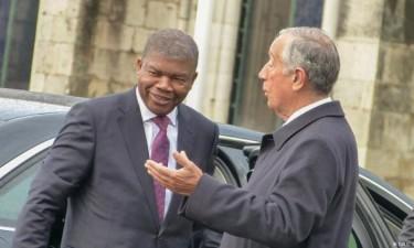 Um 'namoro' entre Angola e Portugal