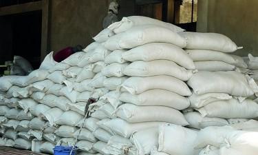 """Entreposto falha promessa de """"inundar"""" o mercado com trigo"""