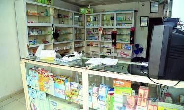Farmácias ilegais ainda em funcionamento