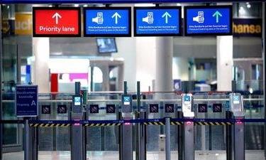 Greve do pessoal da segurança cancela mais de 600 voos
