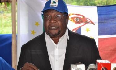 Ossufo Momade eleito presidente da Renamo