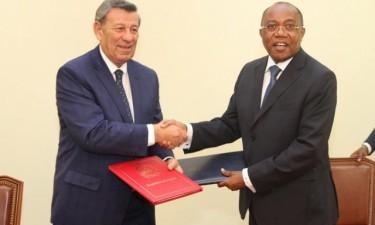 Angola e Uruguai assinam acordos de cooperação
