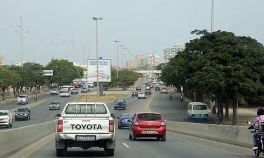 Angola cada vez mais quente