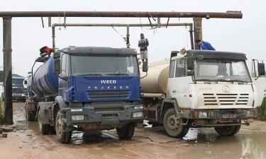 Comércio de água em cisternas mantém-se atractivo