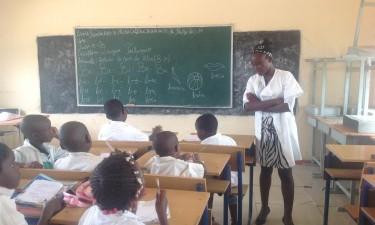 13 escolas encerradas no Curoca