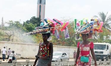 Luanda, o pior local para o comércio ambulante