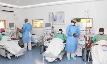 Falta de água condiciona centro de hemodiálise