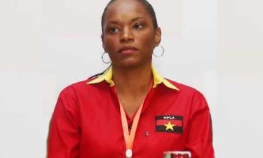 MPLA pede suspensão de Tchizé dos Santos no Parlamento