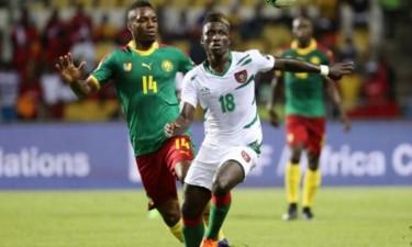 Angola e Guiné-Bissau defrontam-se este sábado