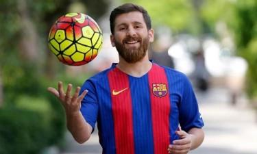Faz-se passar por Messi para ter sexo com 23 mulheres