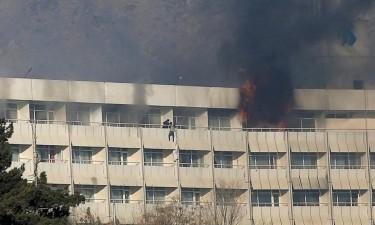 Ataque talibã faz cinco mortos e 18 feridos