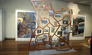 África exposta no Museu da Moeda