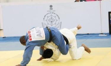 Angola conquista cinco medalhas