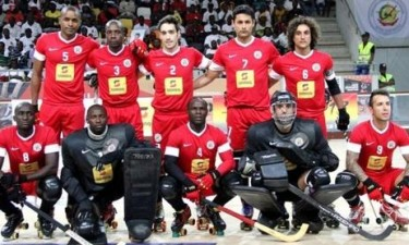 Angola derrota França