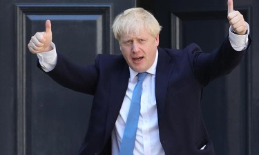 Boris Johnson indigitado PM britânico esta tarde
