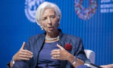 Christine Lagarde apresenta pedido de renúncia ao FMI