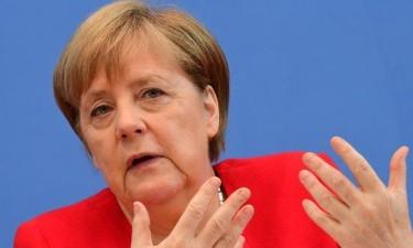 """Merkel insiste que se sente """"bem"""""""