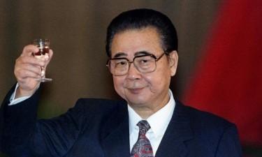Morreu Li Peng, antigo primeiro-ministro chinês