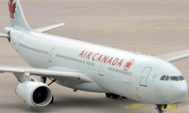 Turbulência faz 35 feridos a bordo de avião da Air Canada