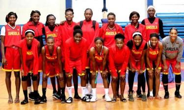 Angola no grupo B do pré-olímpico africano