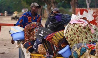 Mais de mil refugiados repatriados para RDC