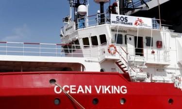 Ocean Viking faz novo resgate