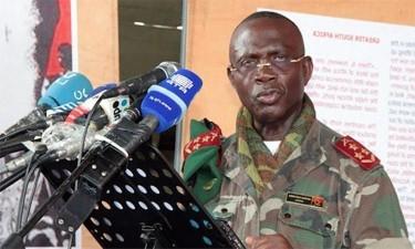General 'Zé Maria' vai a julgamento a 11 de Setembro
