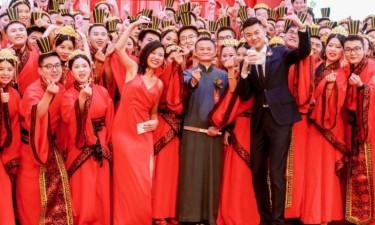 Dono da Alibaba reforma-se aos 55 anos