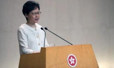 Hong Kong critica interferência dos EUA