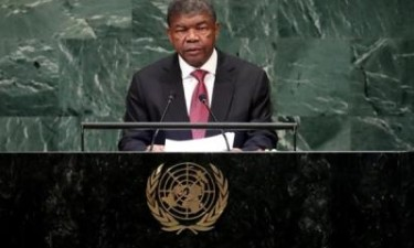 João Lourenço discursa hoje na ONU
