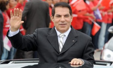 Morreu Ben Ali ex-presidente da Tunísia