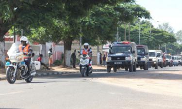Polícia anuncia fim de postos de controlo nas estradas