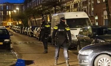 Tiroteio em Dordrecht provoca três mortos e um ferido grave