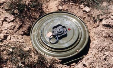 Explosão de mina faz cinco mortos