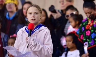 Greta Thunberg rejeita prémio ambiental