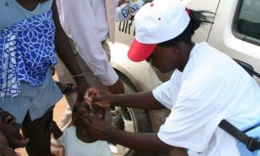 Arranca amanhã campanha de vacina contra a pólio