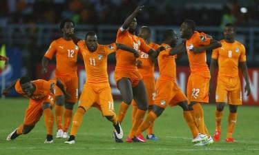Níger elimina Costa do Marfim
